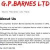 G. P. Barnes Ltd