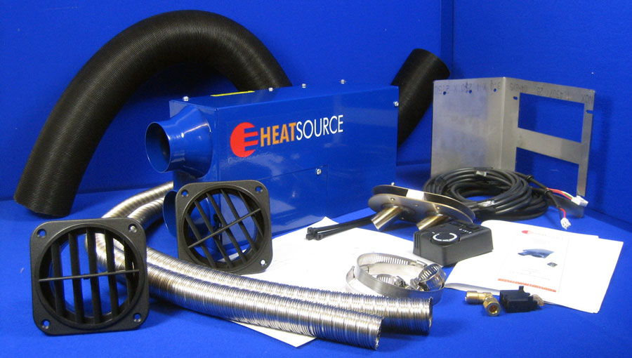 Heatsource HS2000 Kit