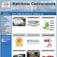 Rainbow Conversions