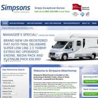Simpson Motor Caravan Centre